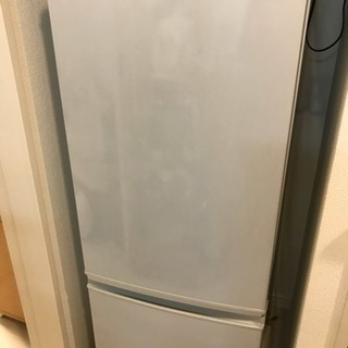 冷蔵庫差し上げます!