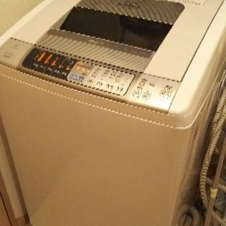 日立縦型洗濯機Beat Wash 中古8/4.5kg