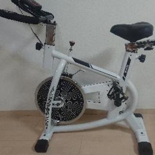 RAJA フィットネスバイク 静音設計 電気を使わないエコ…