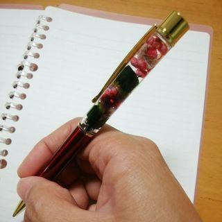 『ハーバリウムペン制作レッスン』