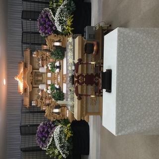 豊田市古瀬間聖苑での御葬式 - 冠婚葬祭