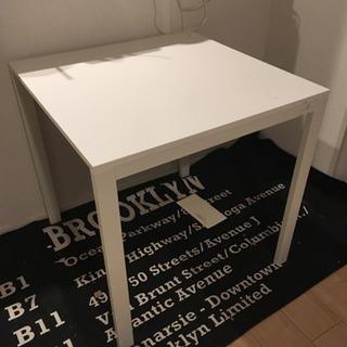 2人用ダイニングテーブル IKEA