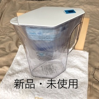 ブリタ 浄水器 ポット 1.3L ナヴェリア カートリッジ×2