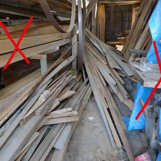 木材 薪や木杭などにどうぞ!