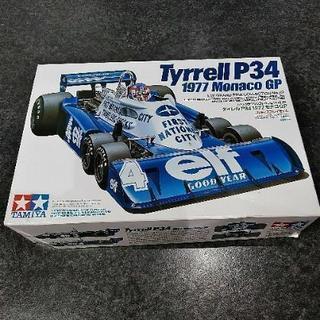 F1 プラモデル タミヤ Tyrrell P34