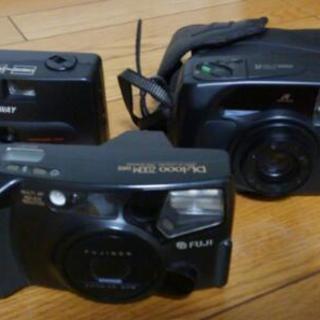 ジャンク フィルムカメラ 3台セット