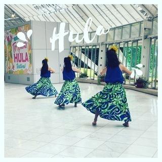 【山梨】11月7日🎵はじめてでも一曲踊れる‼︎大人のフラダンス🎵