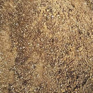 リサイクル培養土 軽トラ1台分 花の土 花壇の土 畑の土 引き取り限定