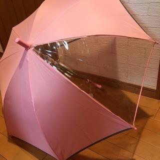 子供用傘 & ポンチョ (美品)