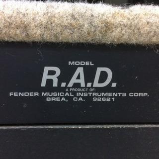 【再度値下げしました♪】フェンダーアンプ R.A.D.モデル (中古) − 愛知県