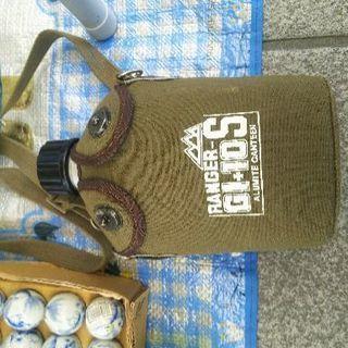 4月13日、名取商店様開催フリーマーケット販売メーカー品、水筒、1個