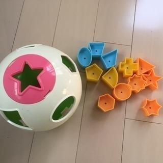 ステイホーム🎵知育玩具☆形あわせパズル