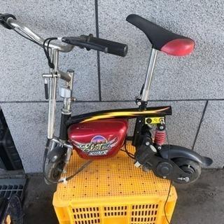 【早い者勝ち】電動自転車 おもちゃ チョイノリ