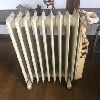 暖房器具(両方決まりました)