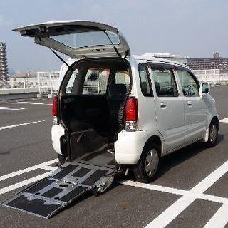 14年 ワゴンR 福祉車輌 車椅子移動車 車検付きすぐ乗れます!