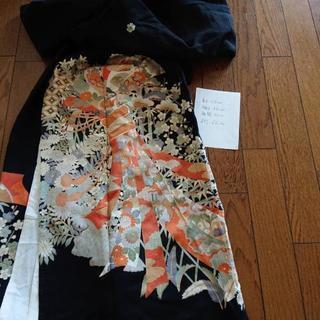 レンタル黒留袖