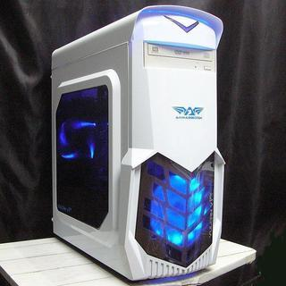 《PUBG動作OK》GTX960搭載 ホワイトゲーミングPC