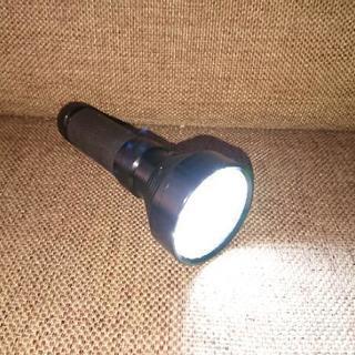 [¥1,000:限定5本*12/31迄]直視注意 LED懐中電灯...