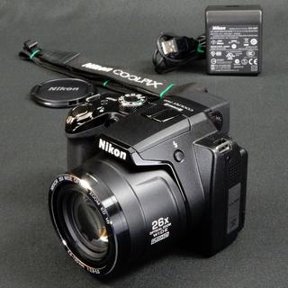 Nikon デジタルカメラ COOLPIX P100 ブラック  ...