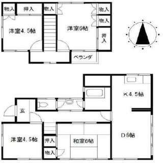 ★千葉市中央区赤井町★千葉市中央区の戸建て貸家