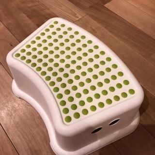 【美品】IKEA 子供用踏み台