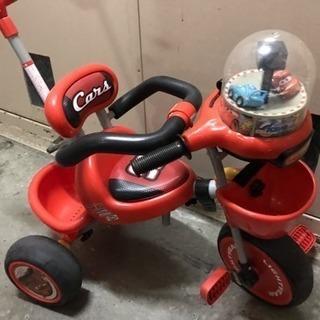 カーズ三輪車