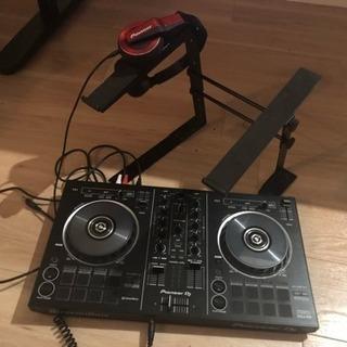 PCDJ コントローラー ラップトップスタンド DJヘッドホン セット