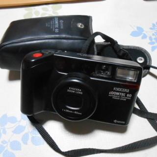 京セラ ZOOMTEC 60 フィルムカメラ