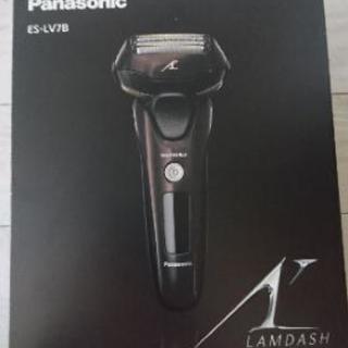 PanasonicラムダッシュES-LV7B 開封未使用