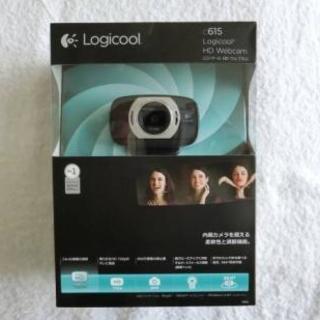 新品 Logicool HD プロ ウェブカム c615 ロジクール