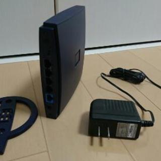 中古 IO DATA 無線ルーター