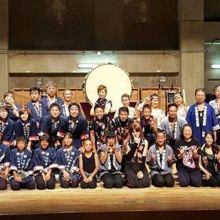 和太鼓演奏!みんなでコンサートに出演しよう!!2019年6月2日(...