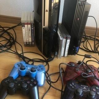 ジャンクPS3&PS2