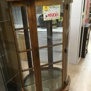福岡 早良区 原 ガラスショーケース 飾り棚 キャビネット