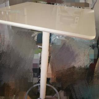 昇降式 バーテーブル