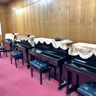 ピアノレッスン(カルチャースクール、月曜日)