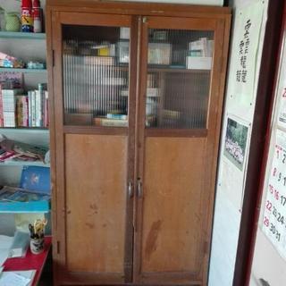アンティーク 昭和レトロ 棚 家具
