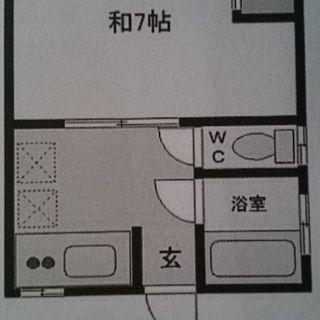 京王線東府中駅近 大家直接 3F済み 2F11月空きでます