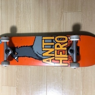 スケートボード ANTI HERO
