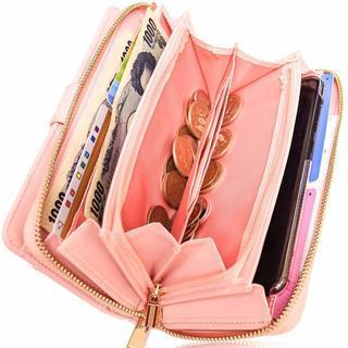 長財布 大容量 レディース 財布 【新品、未使用】