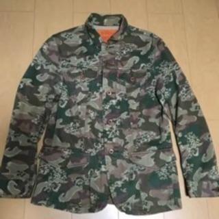 Levi's 迷彩デニムジャケット