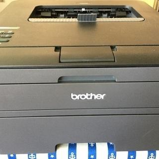 直接取引可 brother レーザープリンター A4 モノクロ J...