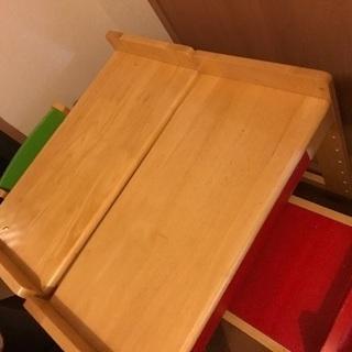 値下げ!子供用テーブルセット