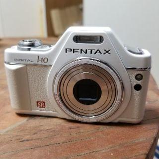 PENTAX ペンタックス optio- l-10 デジタルカメラ