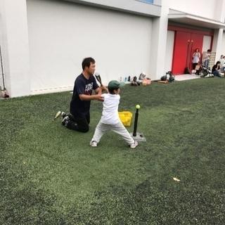 幼児〜小学生の野球スクール大阪府箕面市