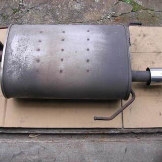 日産ローレル HC35 マフラー