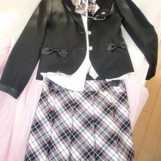 卒業式スーツ(女子)