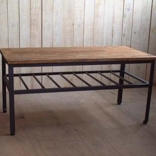 定価3万円 アイアン ローテーブル
