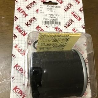 オイルフィルター カワサキ ニンジャ250