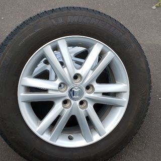 タイヤ交換❗出張いたします❗